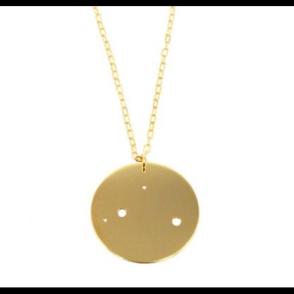 305b4d19258ed Julie Nolan Libra zodiac constellation necklace
